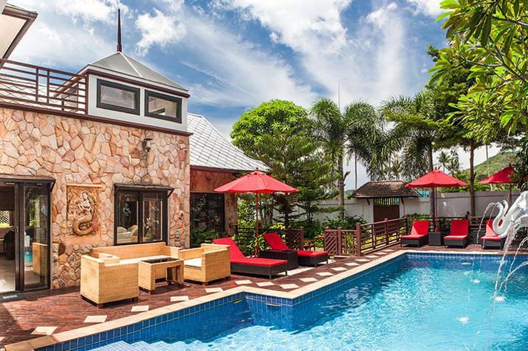Thailand Villas Phuket Krabi Pattaya Koh Samui Villas