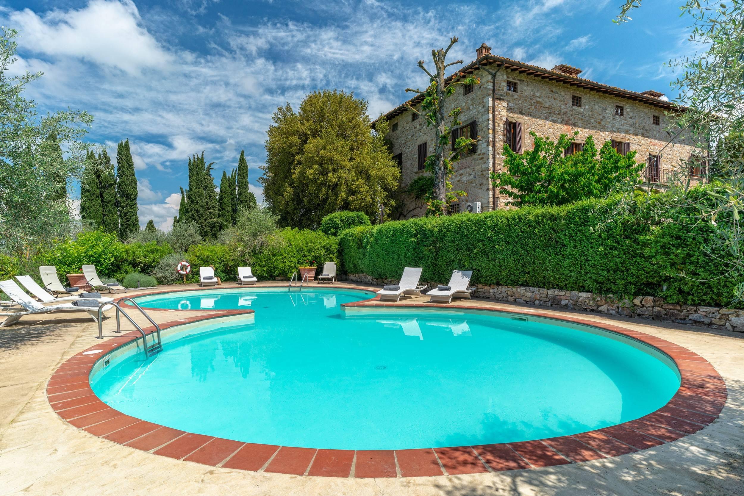 Vacation Rental Villa Cedda + Annex