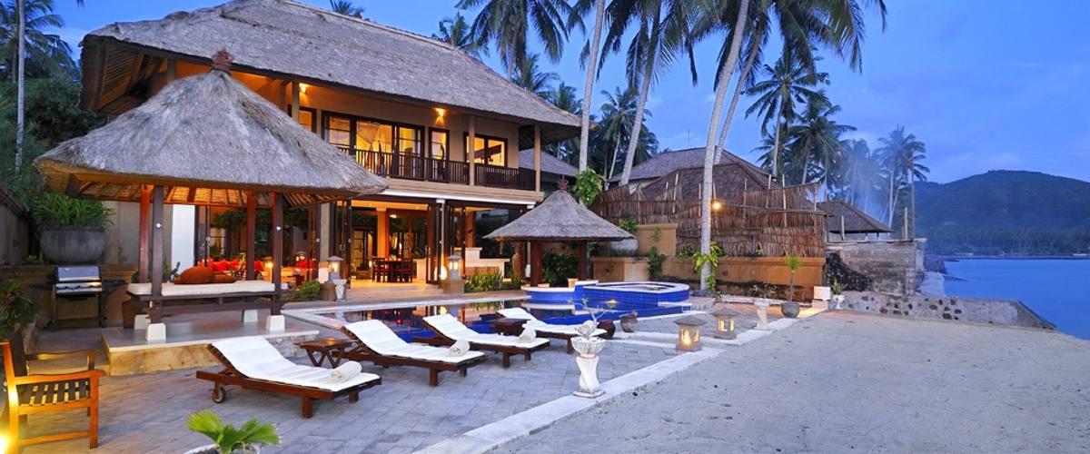 Vacation Rental Villa Talia Vashti