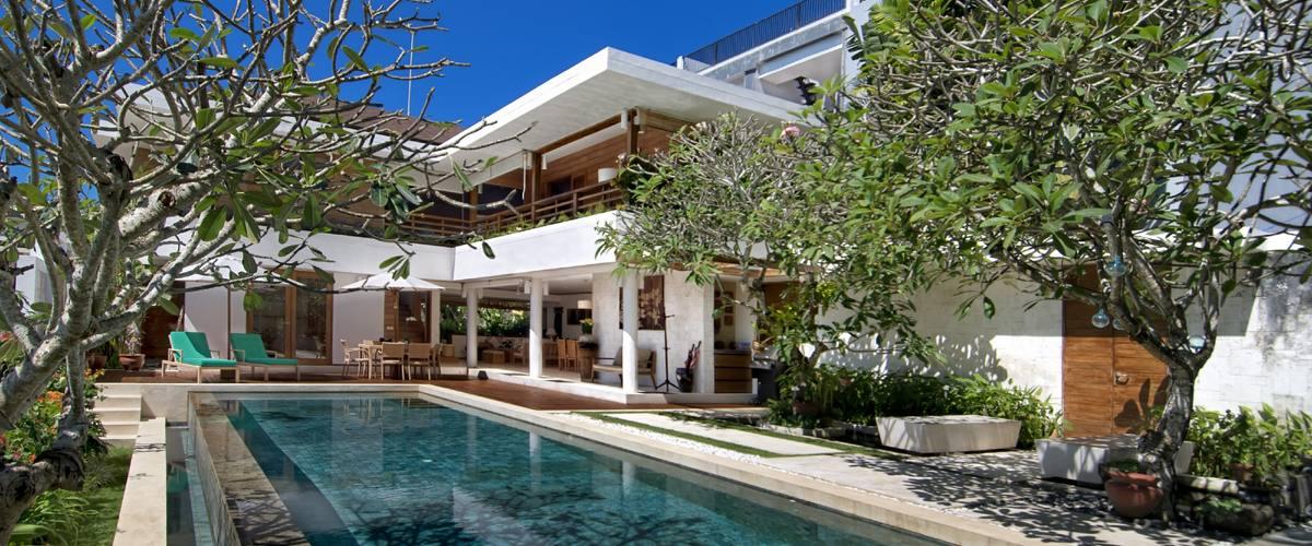 Vacation Rental Villa Champa
