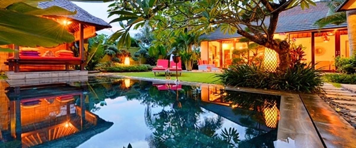 Vacation Rental Villa Daksina
