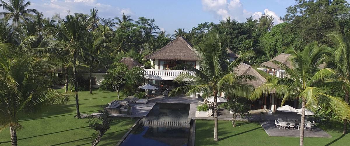Vacation Rental Kaba Kaba Estate