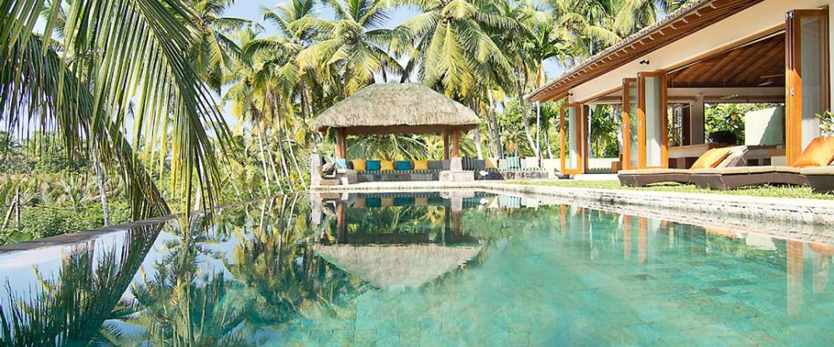Vacation Rental Kumara Villa