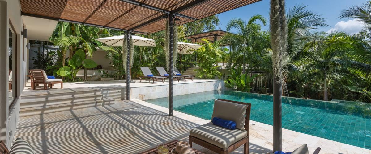 Vacation Rental Villa Santika