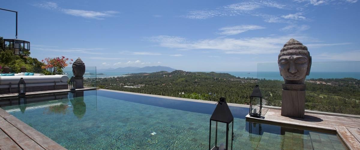 Vacation Rental Villa Belle