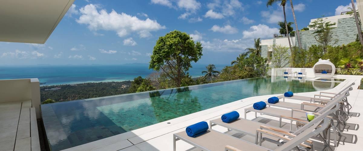 Vacation Rental Villa Spice at Lime Samui