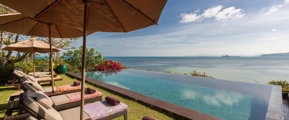 Vacation Rental Villa Samudra