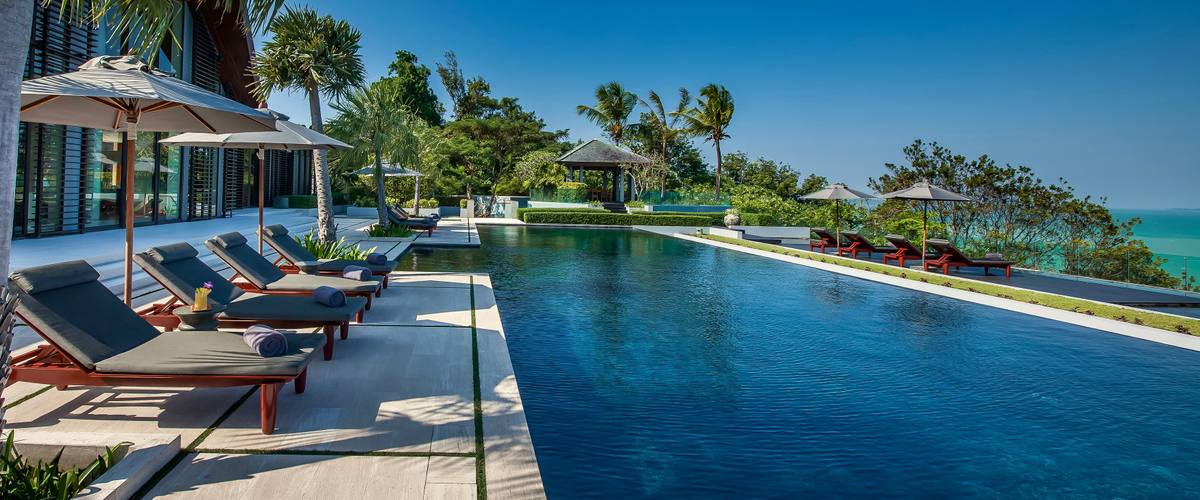 Vacation Rental Villa Sawarin