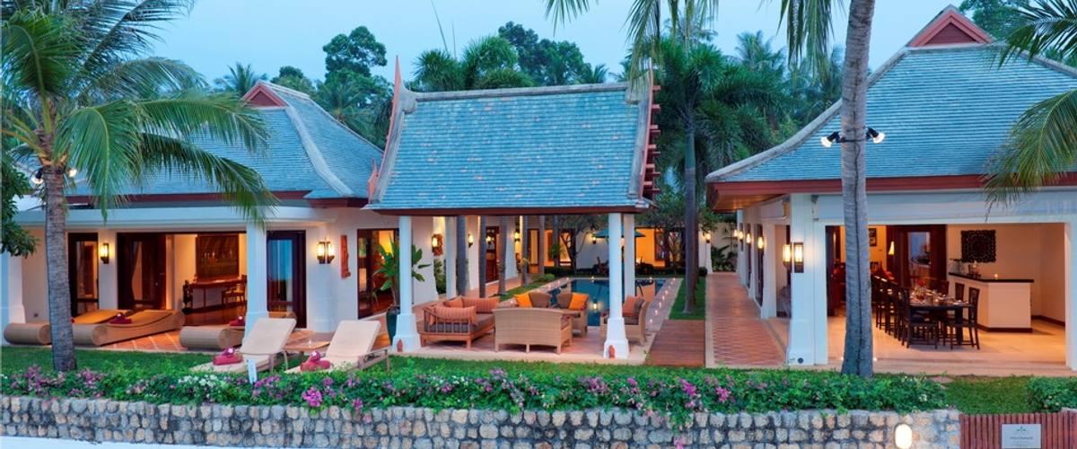 Vacation Rental Champak