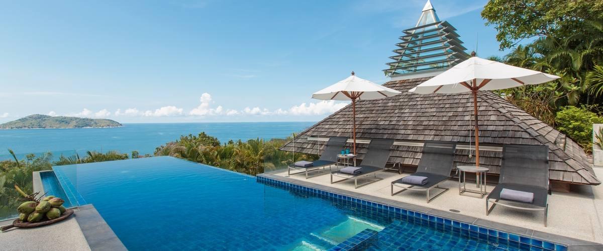 Vacation Rental Villa Benyasiri
