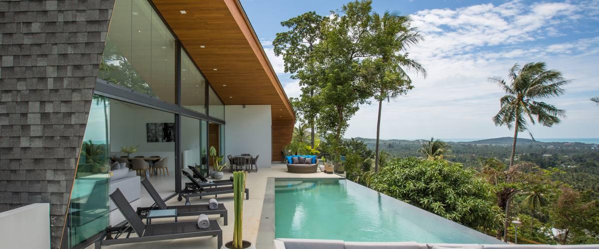 Vacation Rental Villa Azure Waters