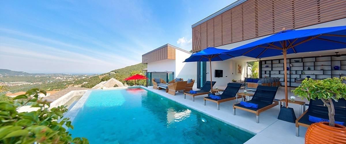 Vacation Rental Villa Kamelia