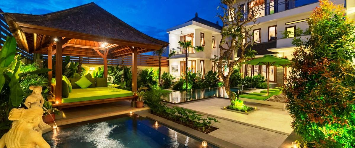 Vacation Rental Villa Wiljoba - Perfect Canggu/Batu Bolong Beach Getaway