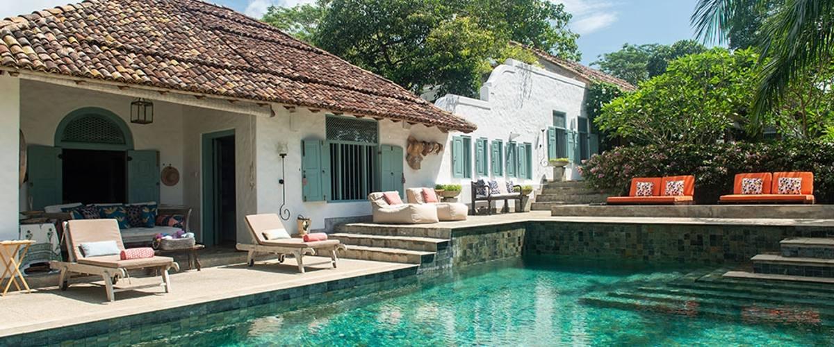 Vacation Rental Hill top plantation villa with 6 bedrooms