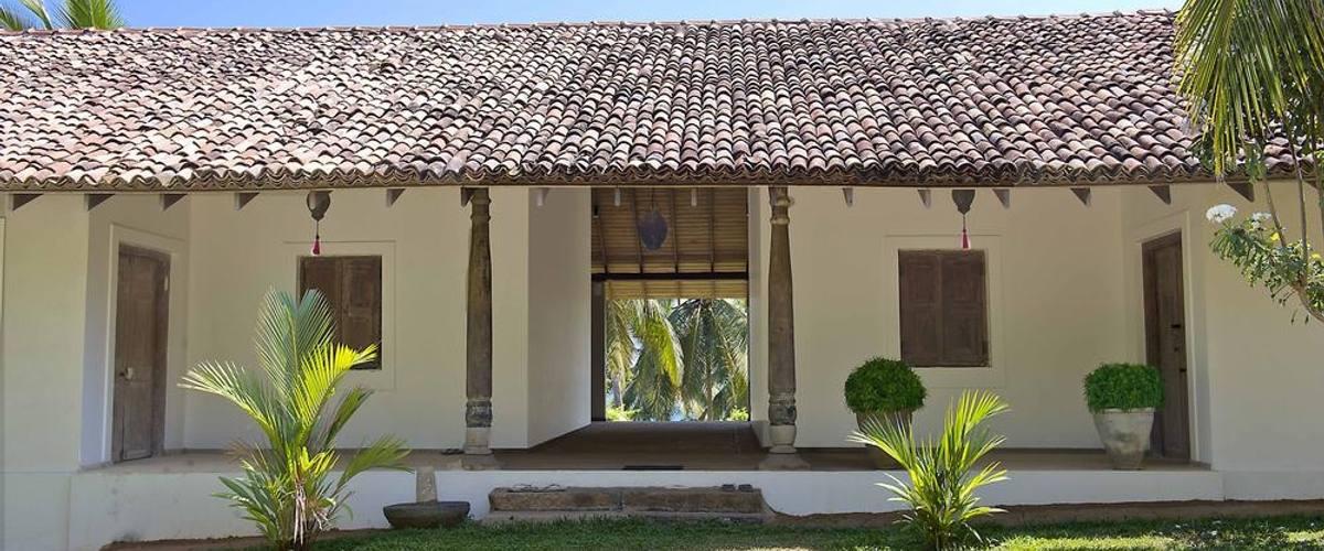 Vacation Rental Family beach villa with ocean views