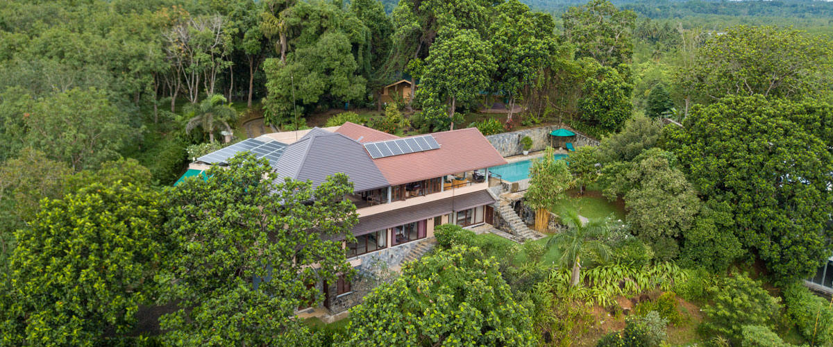 Vacation Rental Lovely four bedroom villa overlooking Koggala Lake