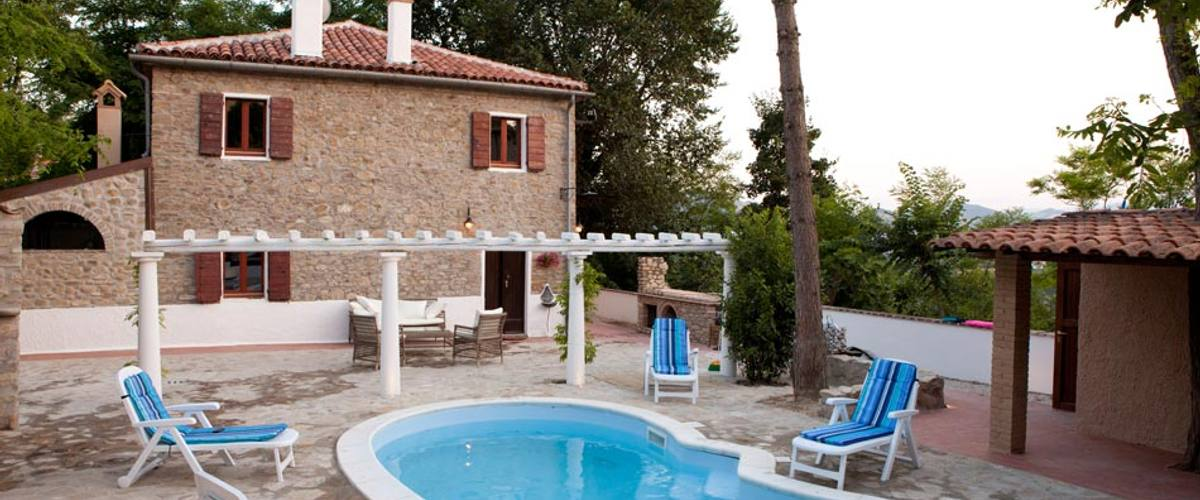 Vacation Rental Villa Rimini