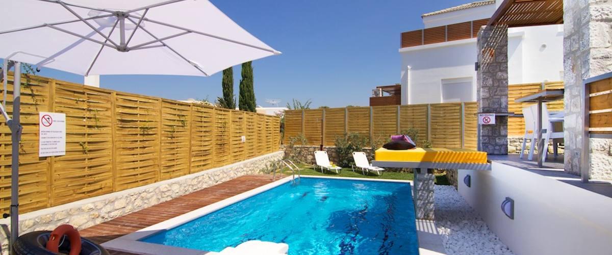 Vacation Rental Villa Alexios