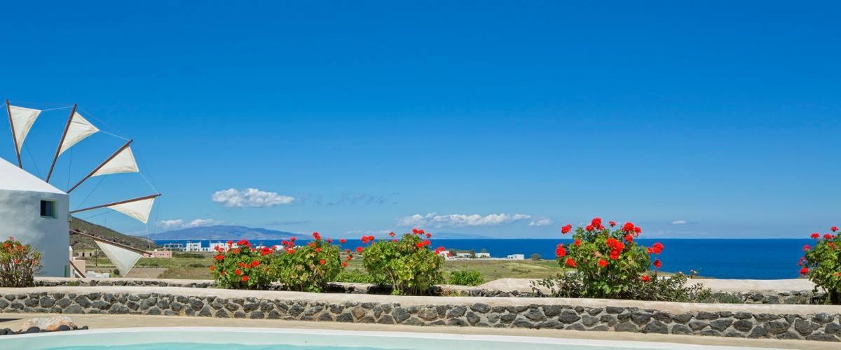 Vacation Rental Villa Anemomylos - Dido