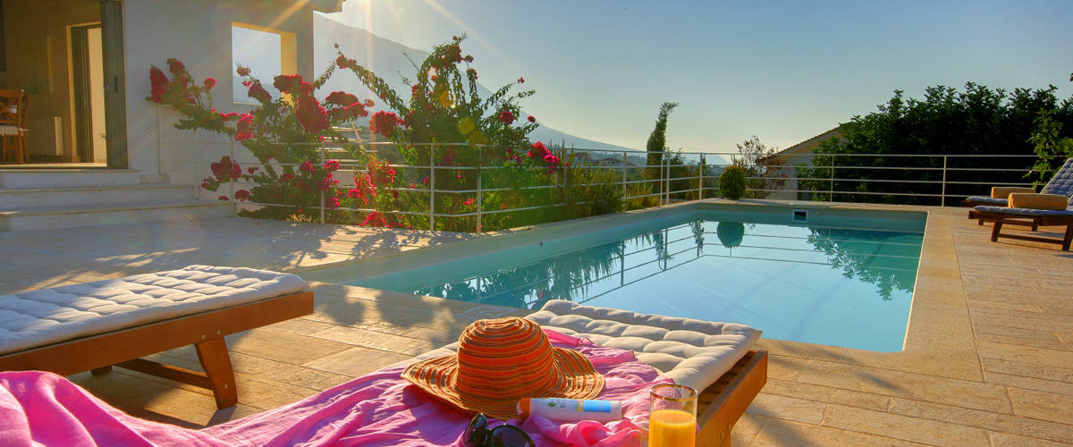 Vacation Rental Villa Eudora