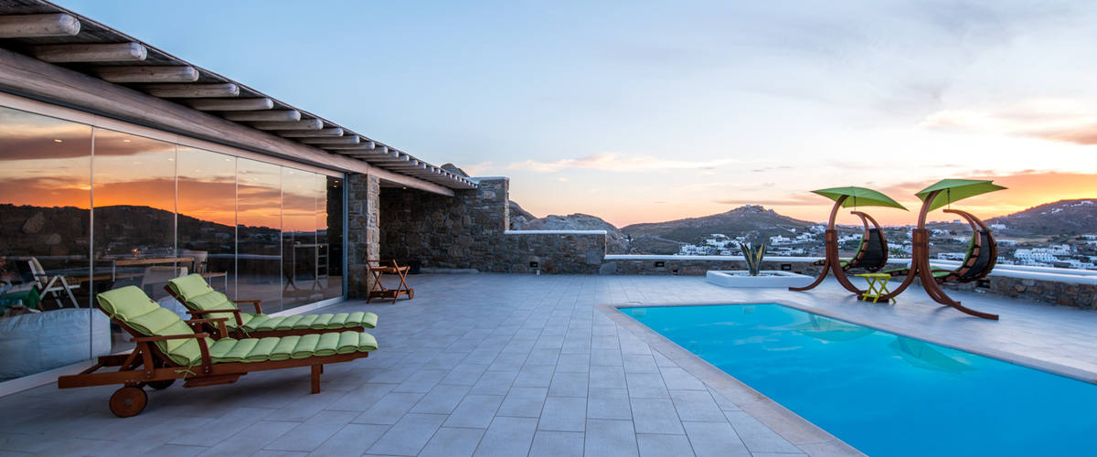 Vacation Rental Villa Apphia