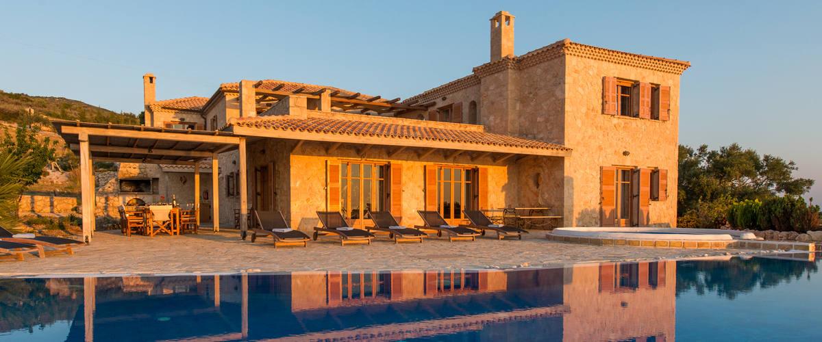 Vacation Rental Villa Valda