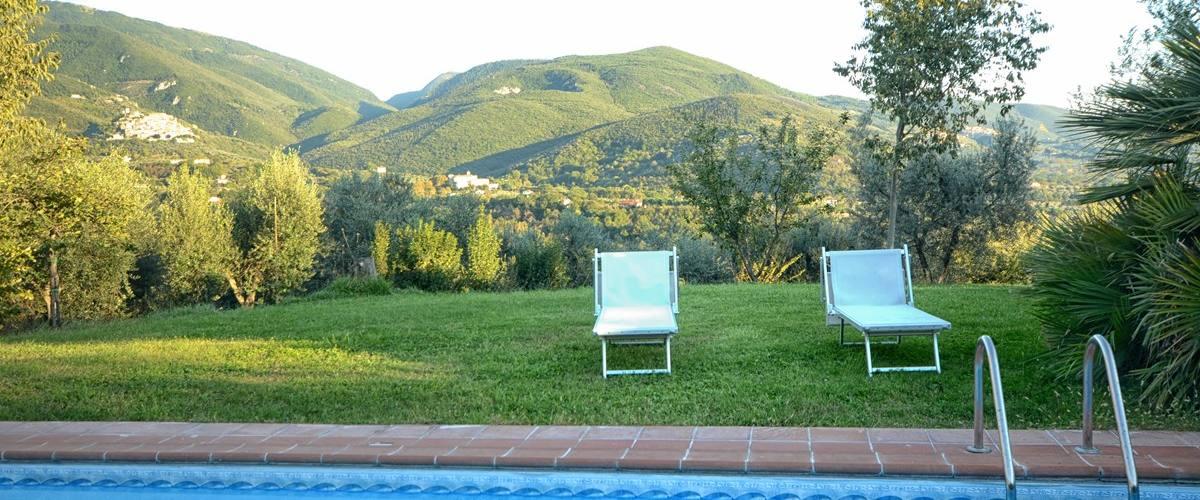 Vacation Rental Oliveti