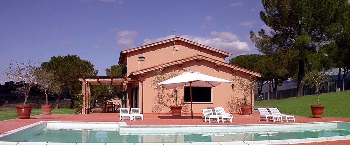 Vacation Rental Villa Ulivo