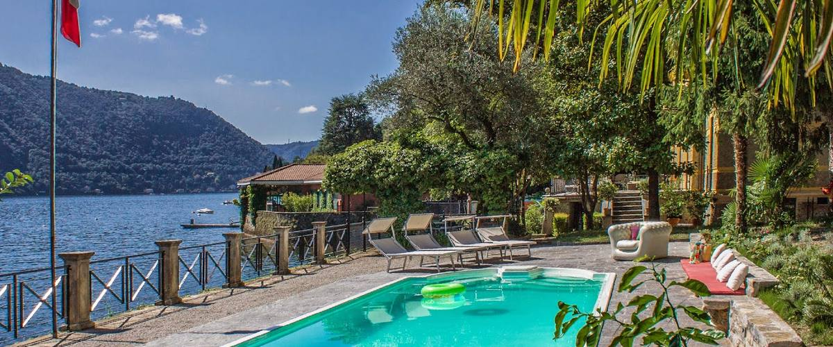 Vacation Rental Villa Vanessa - 10 Guests