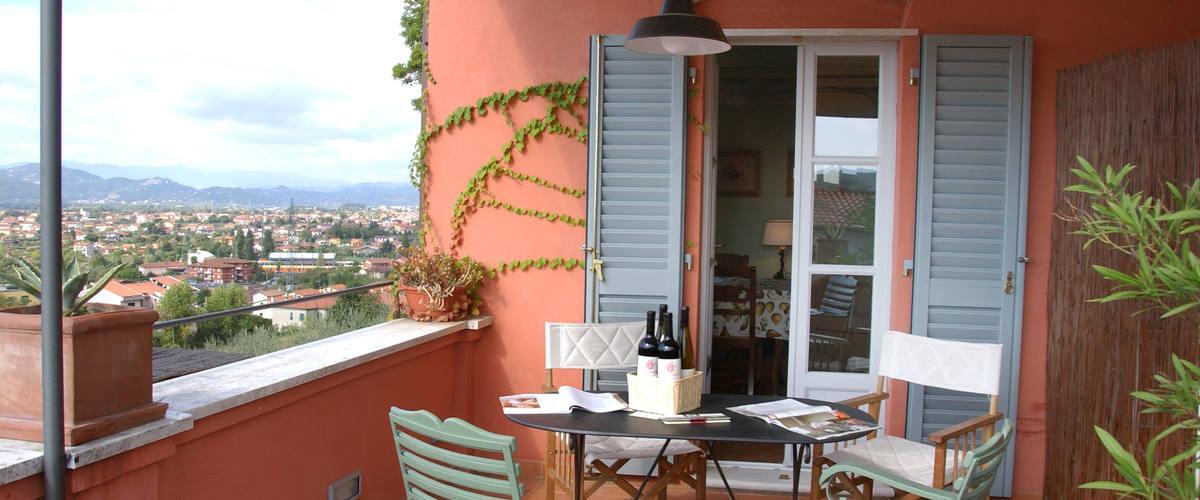 Vacation Rental Il Pergolato- Terrazze