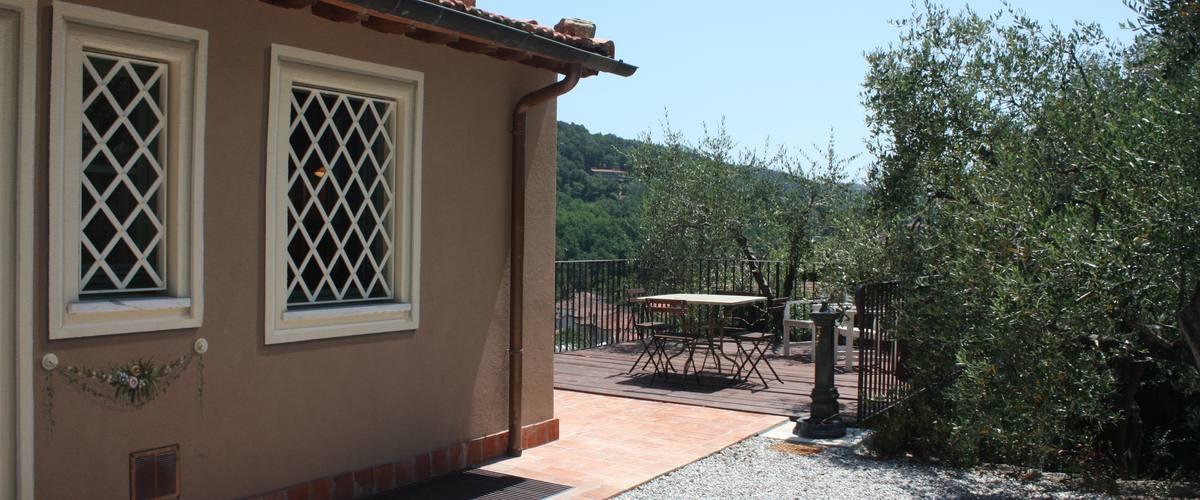 Vacation Rental Il Pergolato- Gazzella