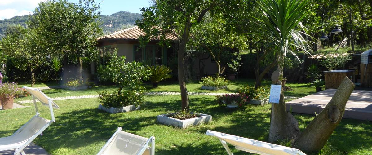 Vacation Rental The Lemon Grove - Terra
