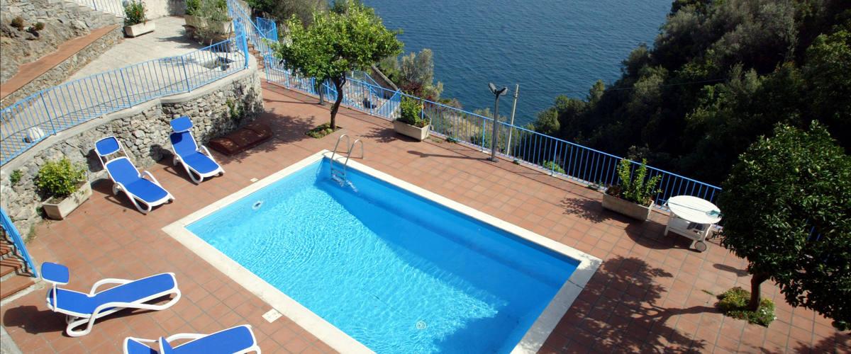 Vacation Rental Villa Anna