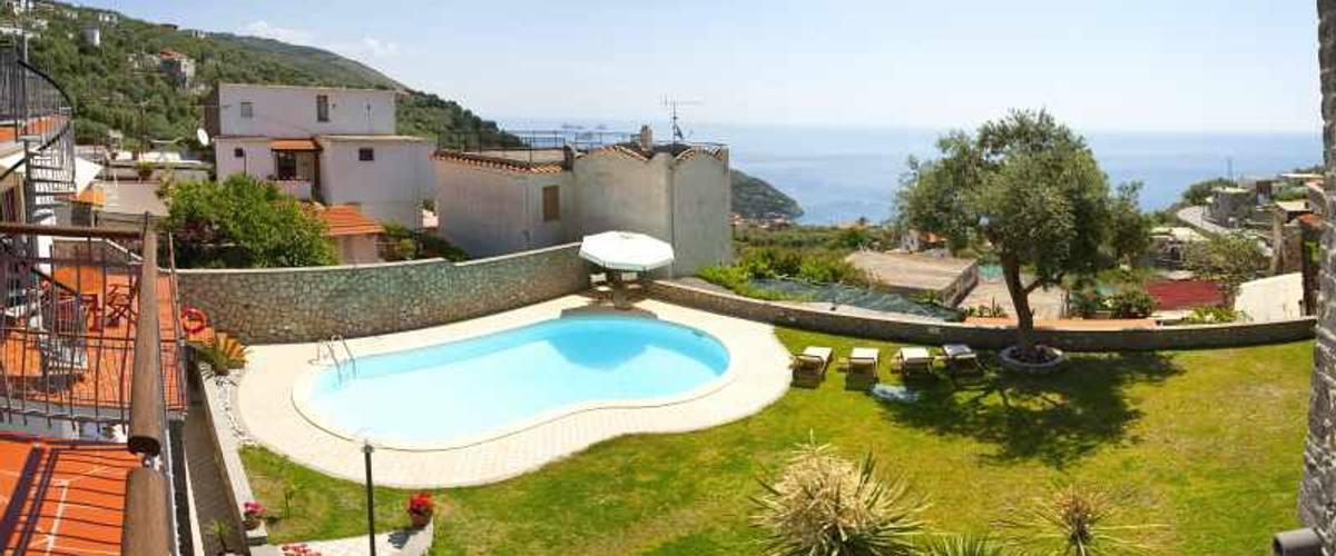 Vacation Rental Casa Nera - Mars