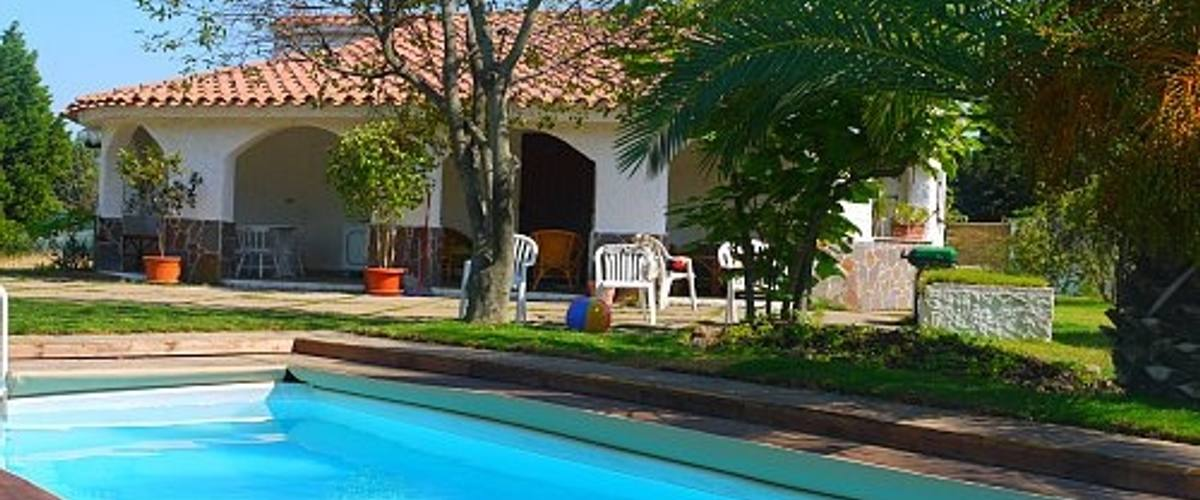 Vacation Rental Villa Eloisa