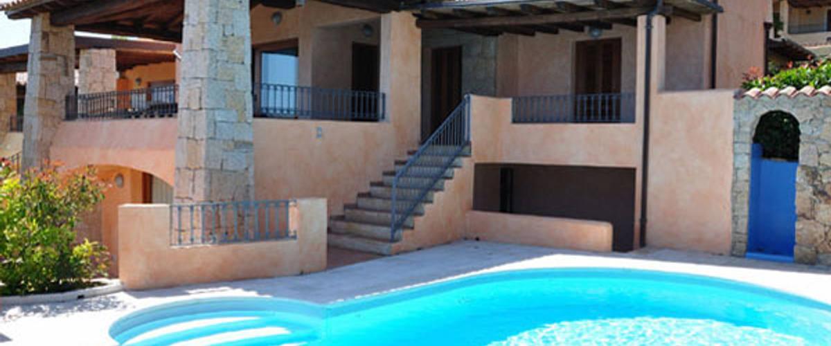 Vacation Rental Villa Ledda