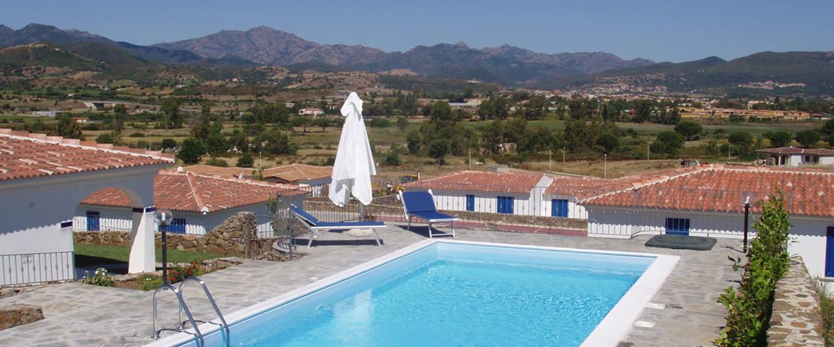 Vacation Rental Villa Budoni