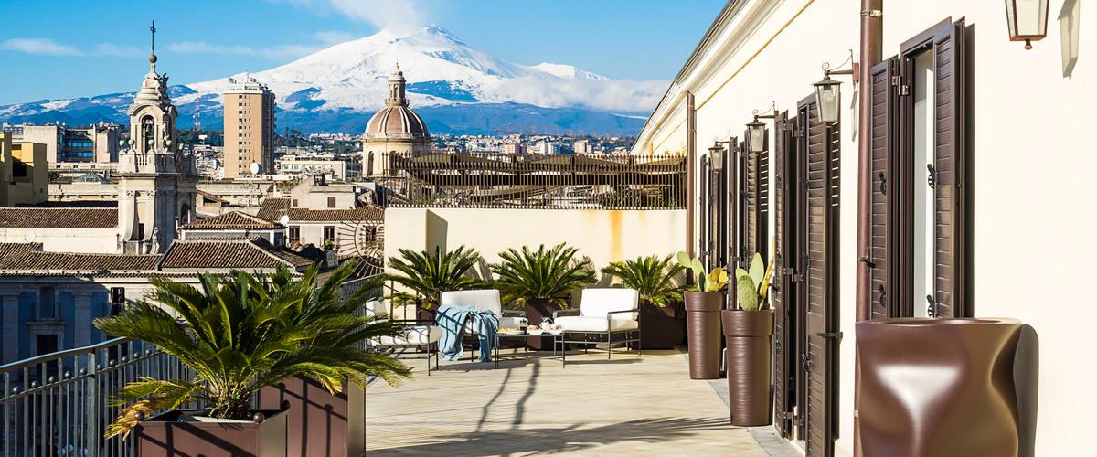 Vacation Rental Casa Etna