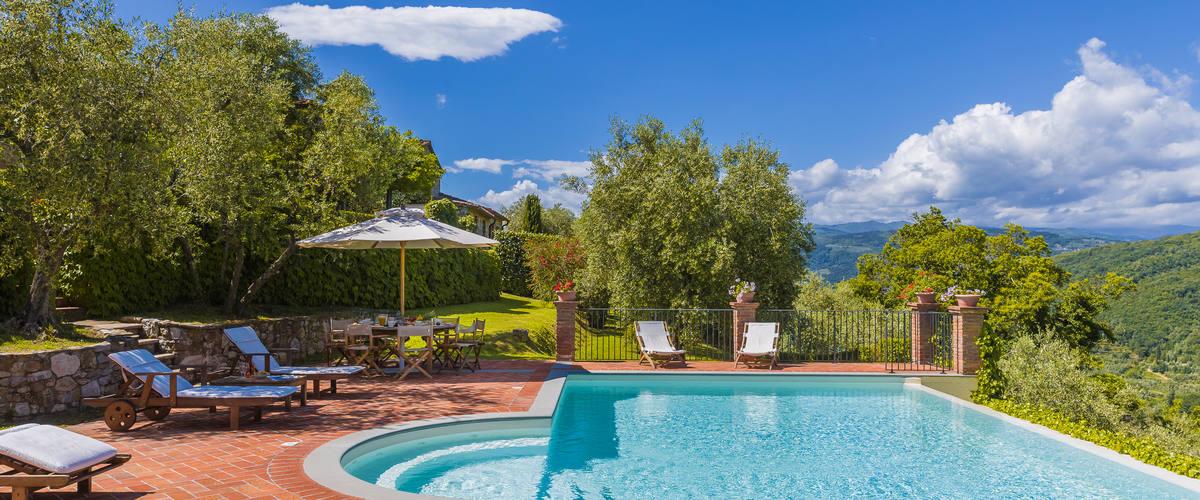 Vacation Rental Villa Rocco