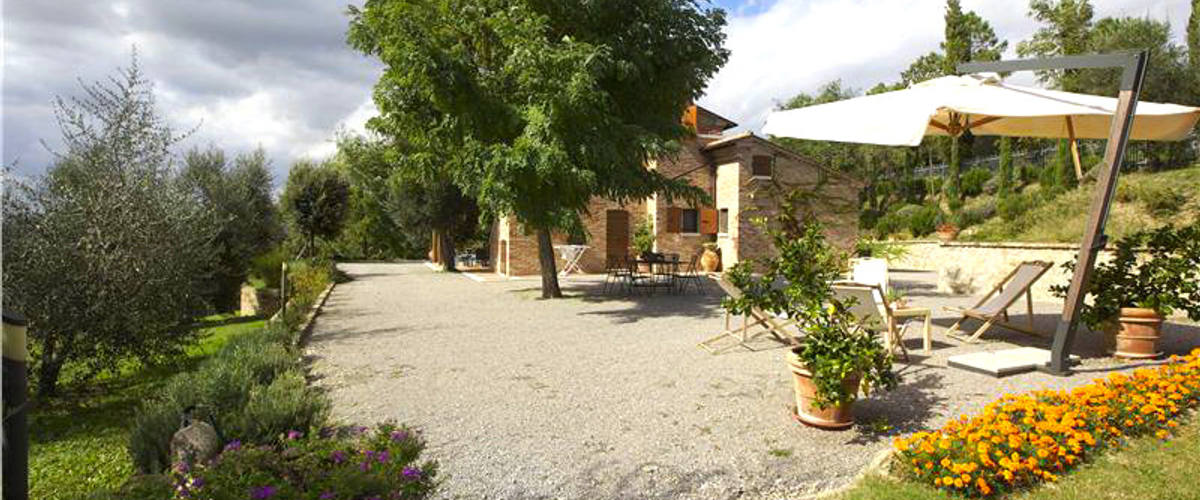 Vacation Rental Villa Chiusi