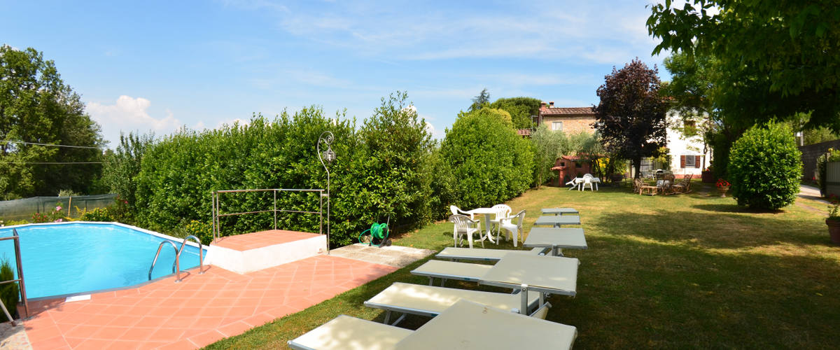 Vacation Rental Villa Topazio 6 Guests