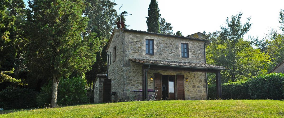 Vacation Rental Villa Brigida