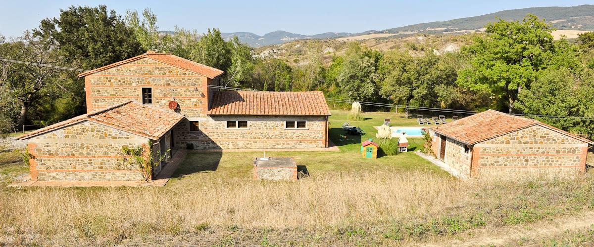 Vacation Rental Villa Conte