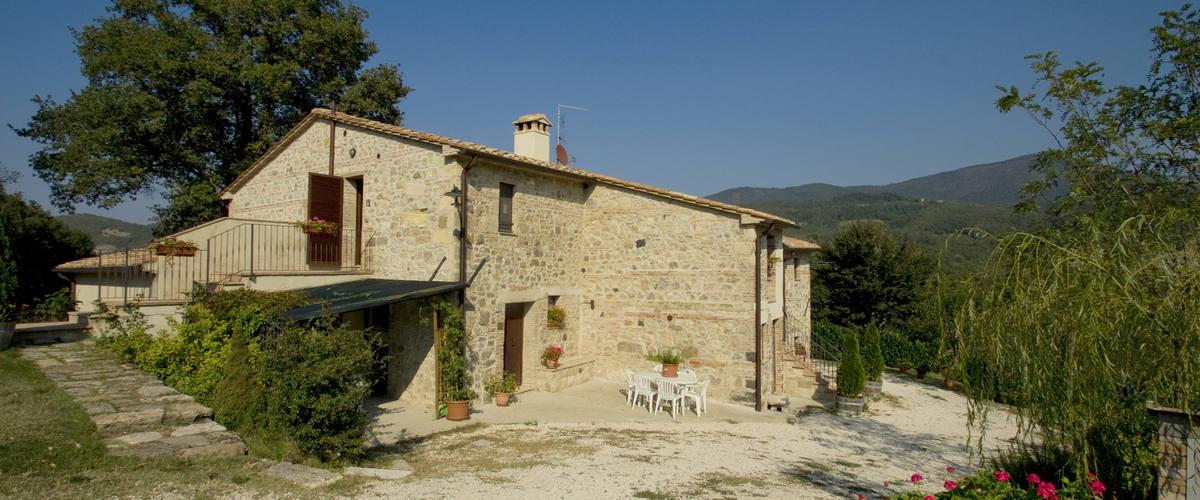 Vacation Rental Villa La Fonte