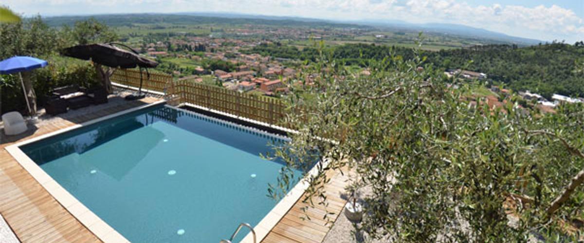 Vacation Rental Villa Serra