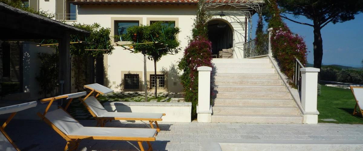 Vacation Rental Villa Caruccia - 14 Guests