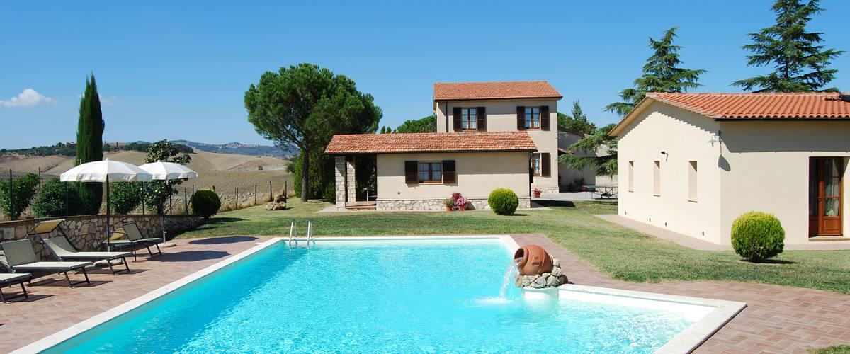 Vacation Rental Villa Del Grano
