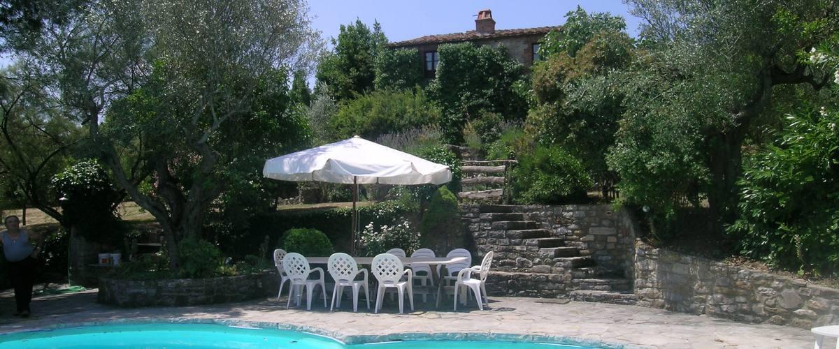 Vacation Rental Villa Capo - 6 Guests