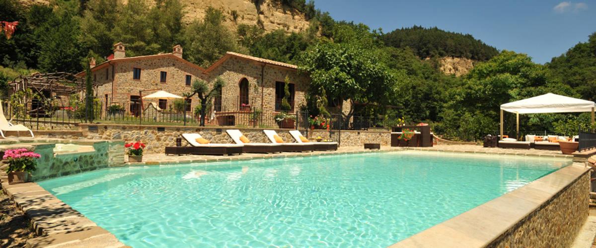 Vacation Rental Villa Favolosa - 12 Guests