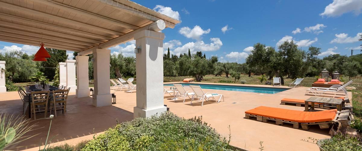 Vacation Rental Villa Sabina
